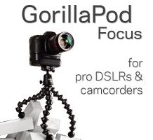 Gorillapod Focus