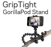 Griptight stand